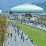 長野マラソン2018!コースの紹介と駐車場案内、有料駐車場情報も